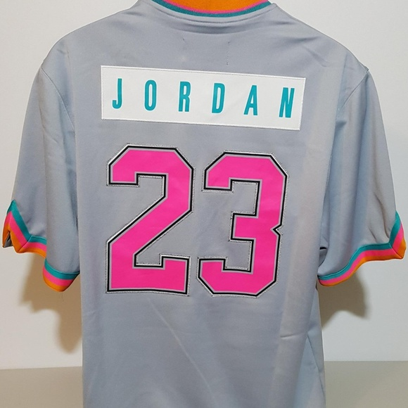 Nike Other - Michael Jordan Nike Spurs Colorway Jersey L NWT